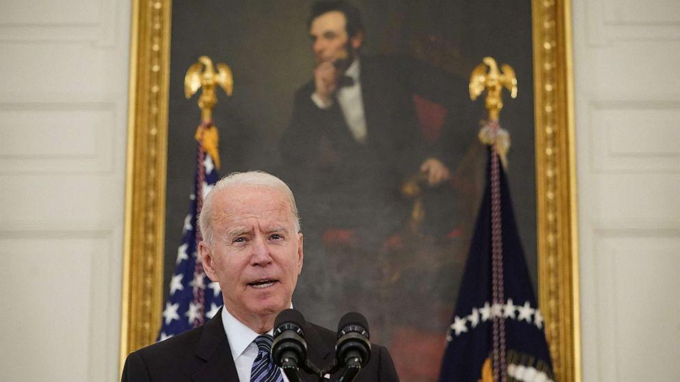 Biden unveils strategy to stop gun crime as summer violence spikes