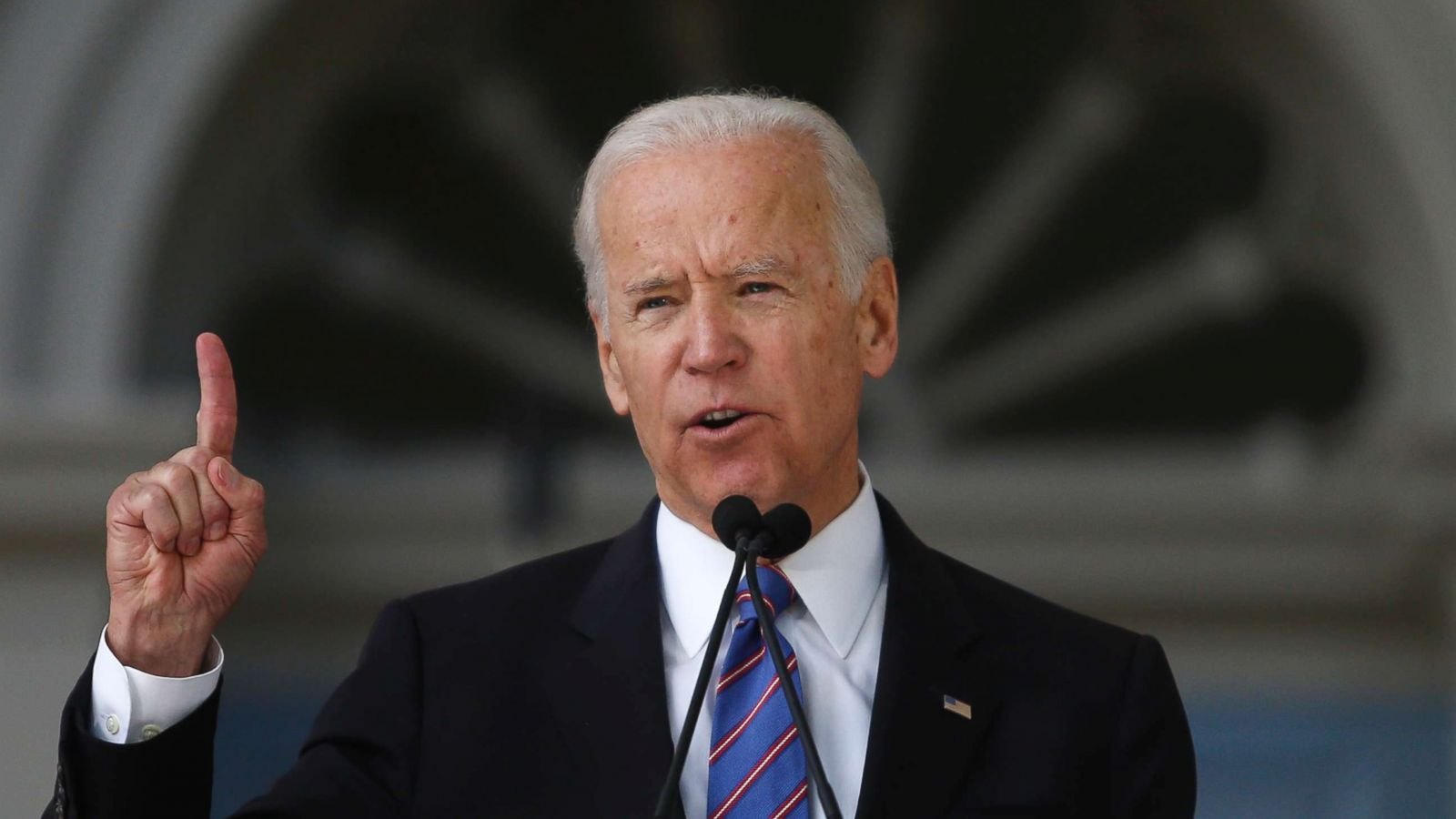 Biden Says He Would Have Beat The Hell Out Of Trump In High School For Disrespecting Women Abc News