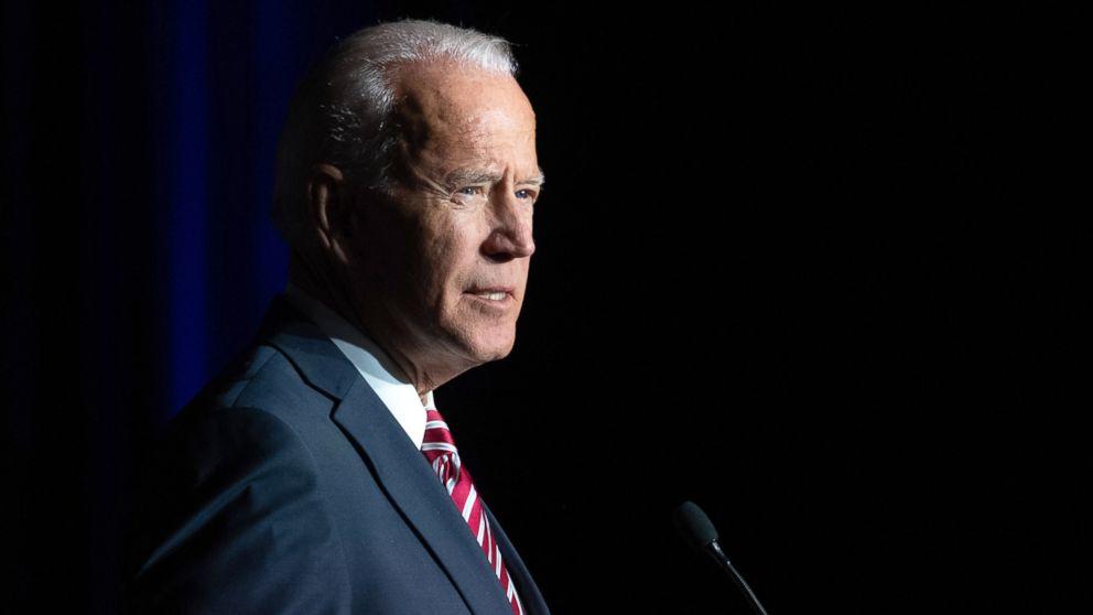 Trump calls Biden a 'low IQ individual' after former VP slips and hints at 2020 run