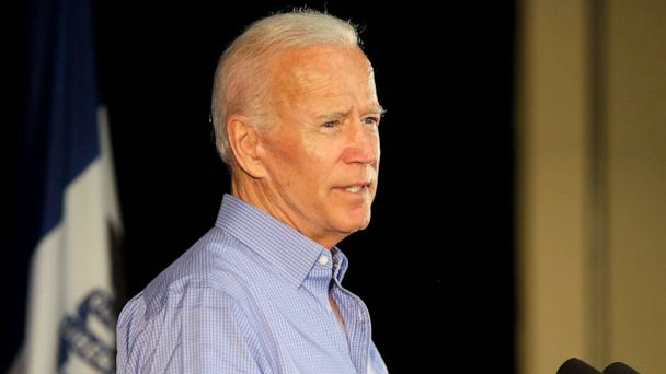Former Vice President Joe Biden lays out his vision on foreign policy in NY speech
