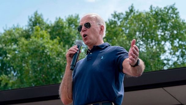 The Note: Biden's contradictions still defining Democratic race