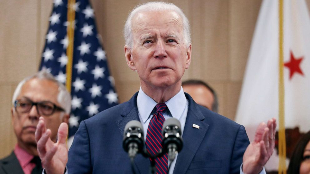 Biden Builds On Moderate Coalition Collecting Endorsements From Former 2020 Candidates Abc News