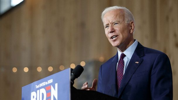 Biden rebukes Trump as he heads to El Paso: 'He has fanned the flames of white supremacy'