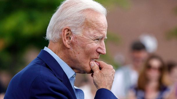 Biden 'misspoke' on opposing the Iraq War 'immediately': Biden adviser