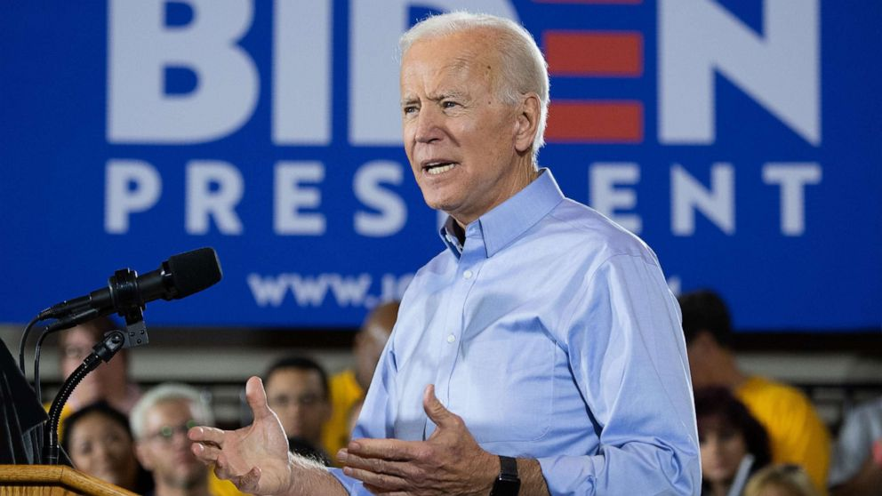 The Note: Biden balances lessons of 2016 against realities of 2020 ...