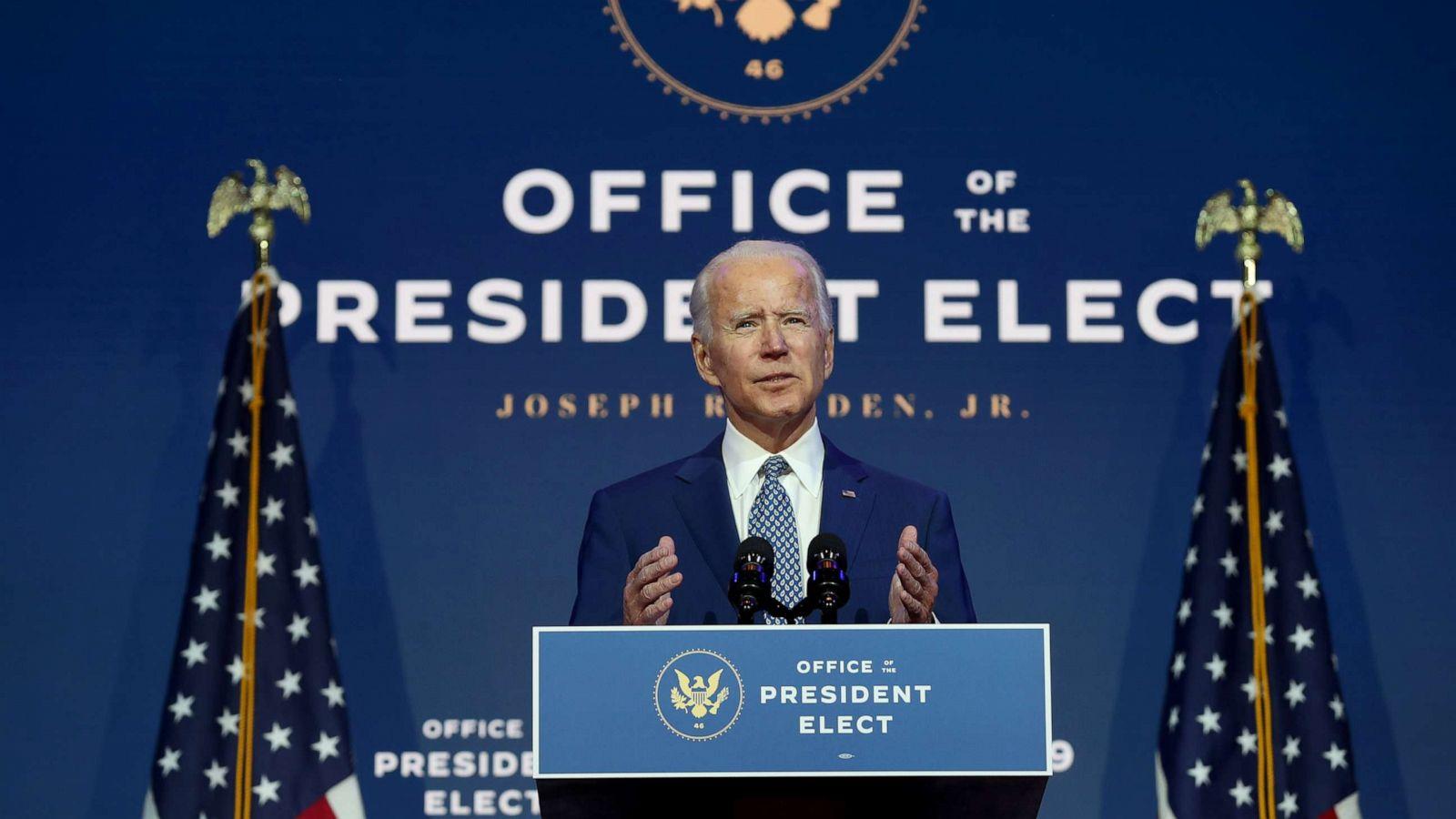 Election 2020 updates: Biden warns of 'dark winter,' pushes masks in pandemic plan