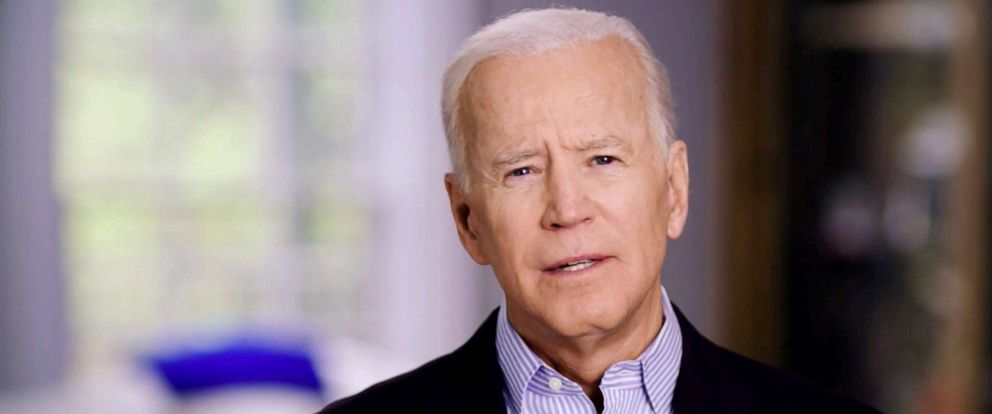 Biden cites Charlottesville and saving 'soul' of US in 2020 ...