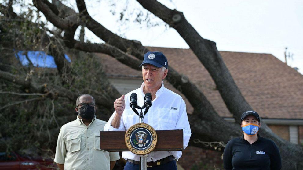 Louisiana residents frustrated by FEMA aid process weeks after Hurricane Ida