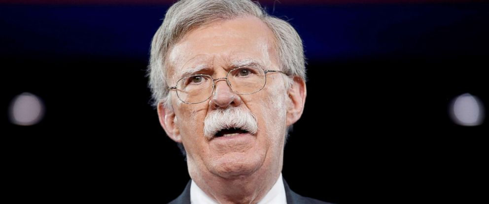 PHOTO: Former U.S. Ambassador to the United Nations John Bolton speaks at the Conservative Political Action Conference (CPAC) in Oxon Hill, Maryland, Feb. 24, 2017.