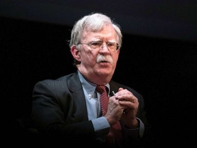 Former top NSC official alleges politicization in review of Bolton book