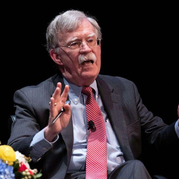 Transcript John Bolton Interview With Abc News Martha Raddatz Abc News