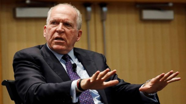 John Brennan, Hillary Clinton react to suspicious packages addressed to them and others