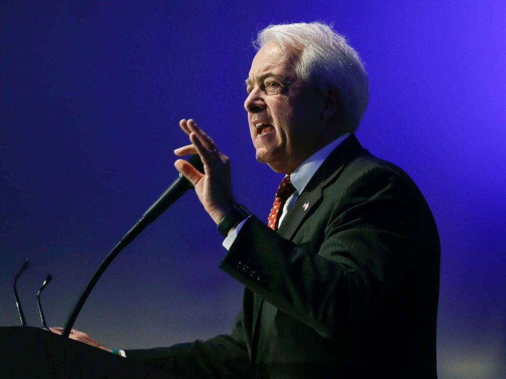 John Cox speaks during the California Republican Party convention in San Diego Calif