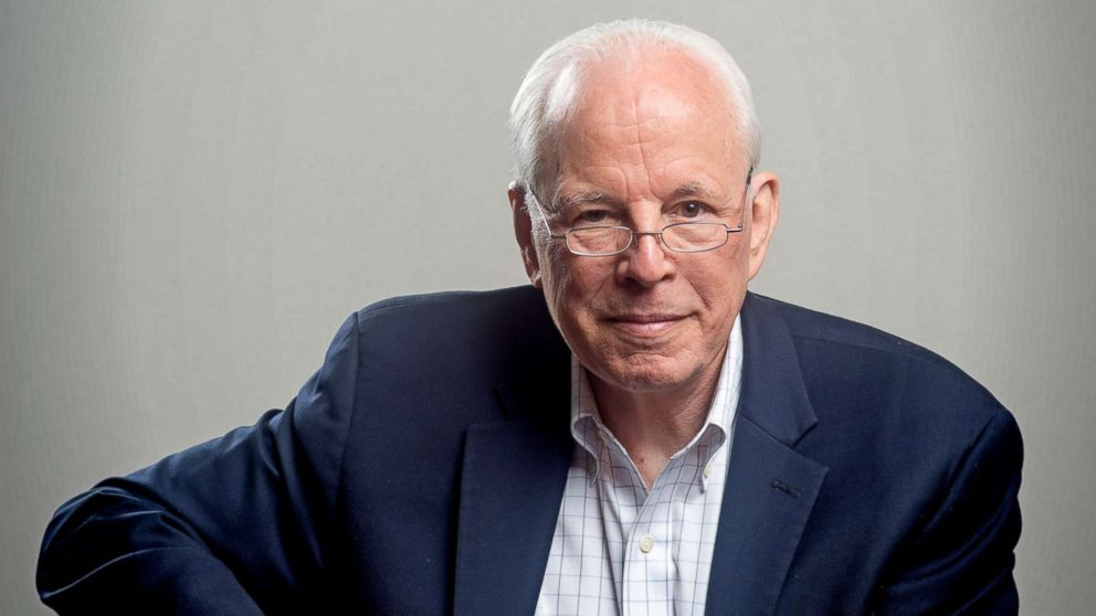 Former White House counsel John Dean poses for a portrait in Washington, July 24, 2014.