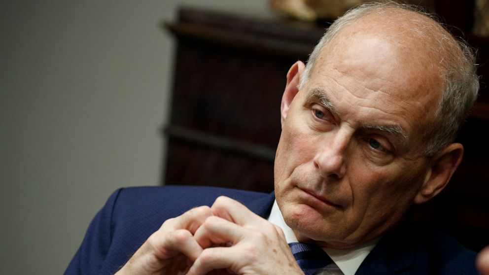 Former White House chief of staff John Kelly levels harshest criticism yet at Trump thumbnail
