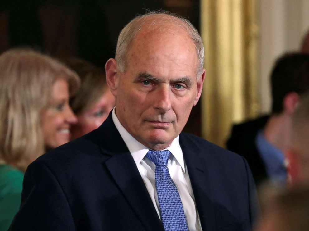 White House Denies Report Kelly Is Leaving - Leah Barkoukis