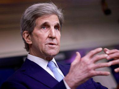 Tsar iklim lokal yang unik, John Kerry, menawarkan kepemilikan vitalitas untuk ditahan jauh dari hobi perang thumbnail