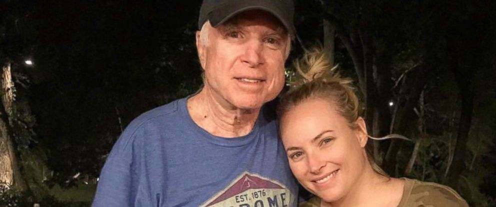 PHOTO: Meghan McCain posted this photo on Instagram, April 16, 2018.