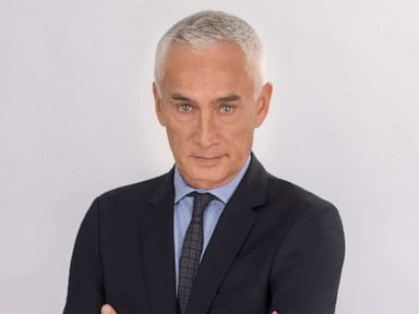 PHOTO: Anchor Jorge Ramos