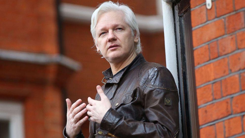 Julian Assange, WikiLeaks founder, From GoogleImages