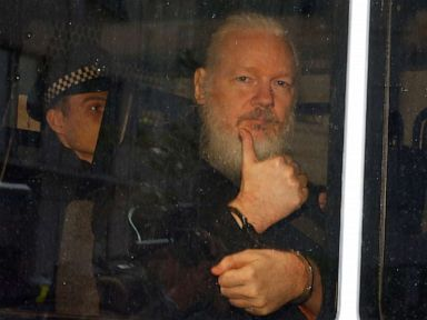 Ecuador accuses Assange of using embassy as a 'center for spying'