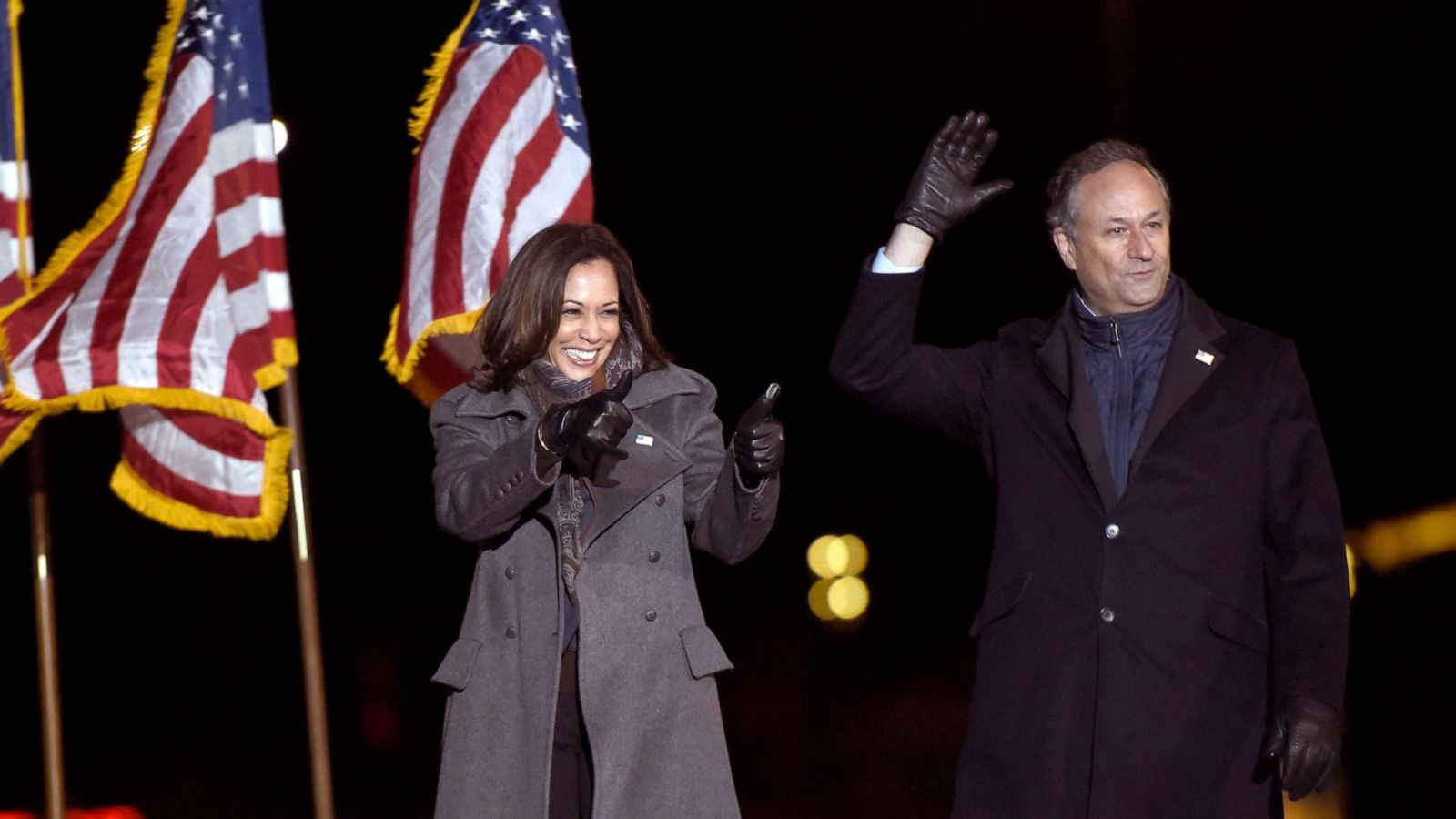 Vice President Elect Kamala Harris Husband Doug Emhoff Set To Become 1st Second Gentleman Abc News
