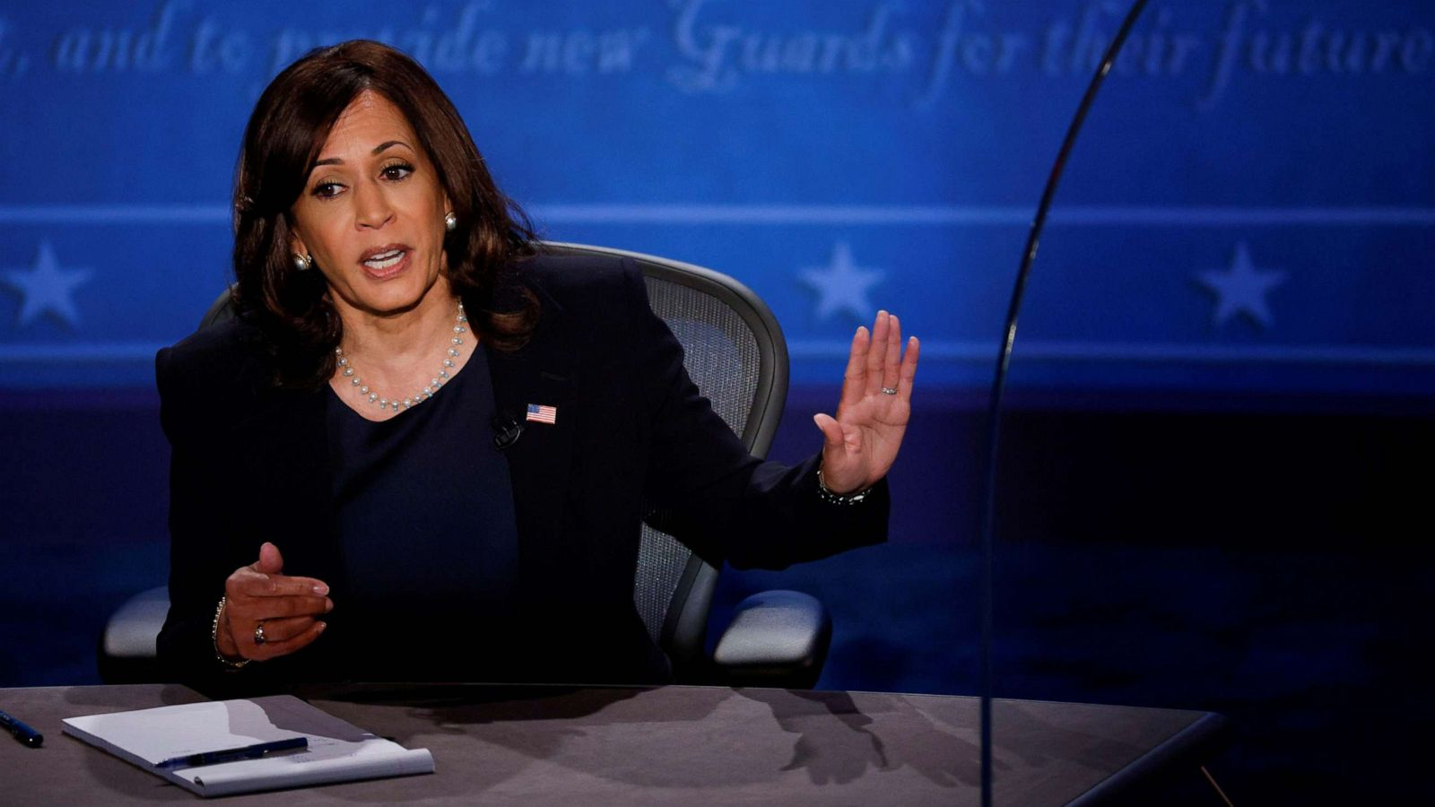 Trump Insults Harris As A Monster Morning After Vice Presidential Debate Abc News