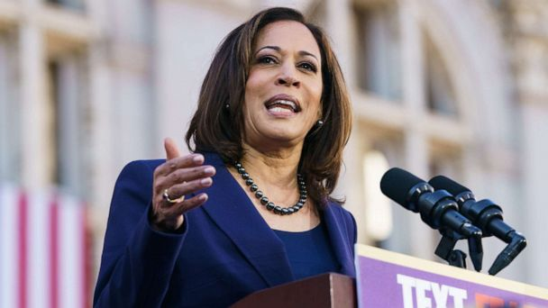 As a presidential candidate, Sen. Harris -- a lawyer -- struggled to present a clear case: ANALYSIS