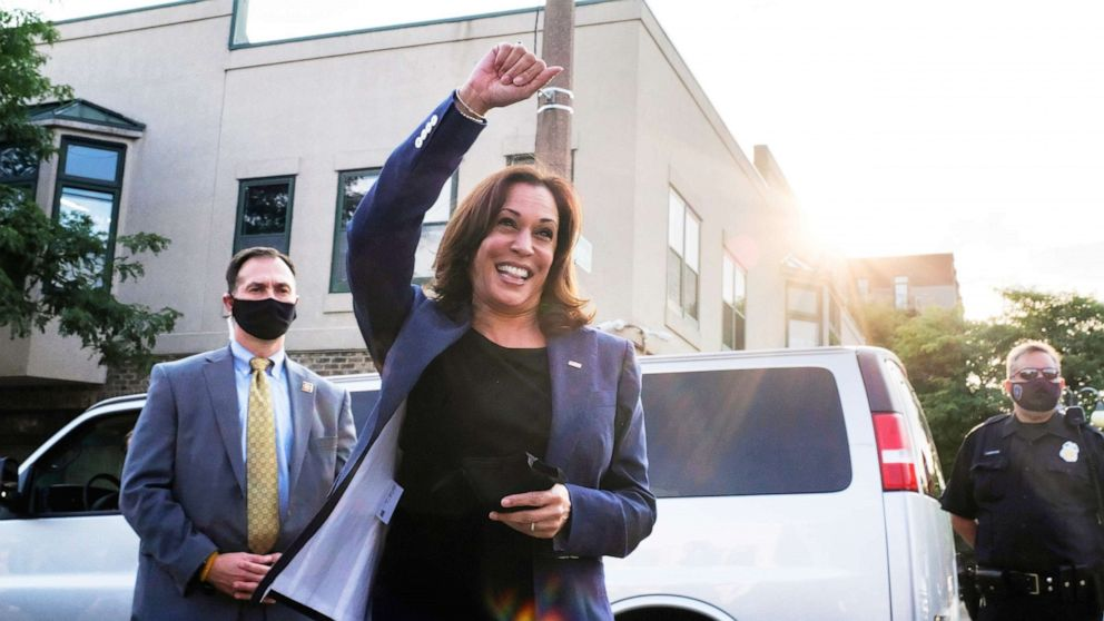 Kamala Harris returns to California amid wildfires as climate change reemerges as campaign issue
