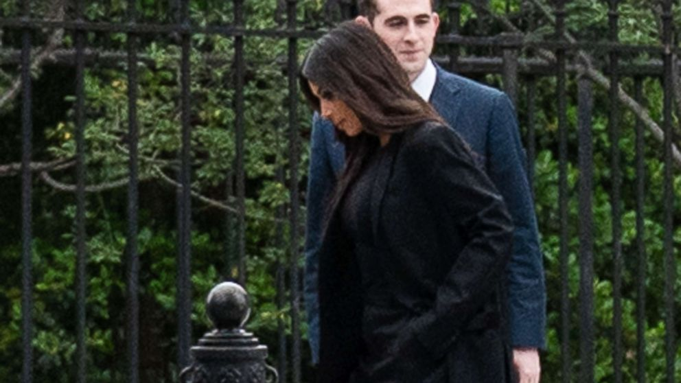 Kim Kardashian is seen entering the grounds of the White House, May 30, 2018.