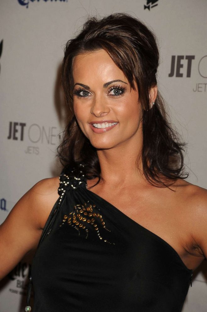 PHOTO: Playmate Karen McDougal attends the Playboys Super Saturday Night Party during Super Bowl Weekend, Feb. 2, 2008, in Phoenix.