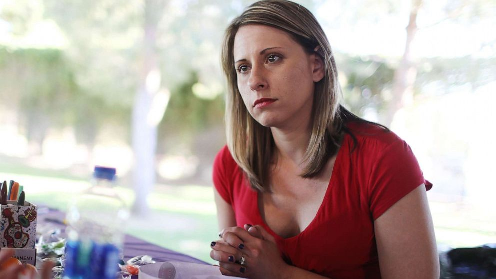 Former Rep. Katie Hill Says Biphobia Caused Her