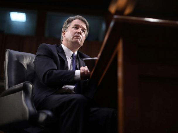 Outside groups dig in as allegation roils Kavanaugh nomination