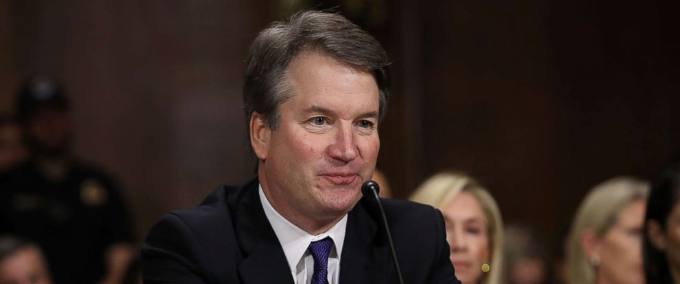 Image result for brett kavanaugh