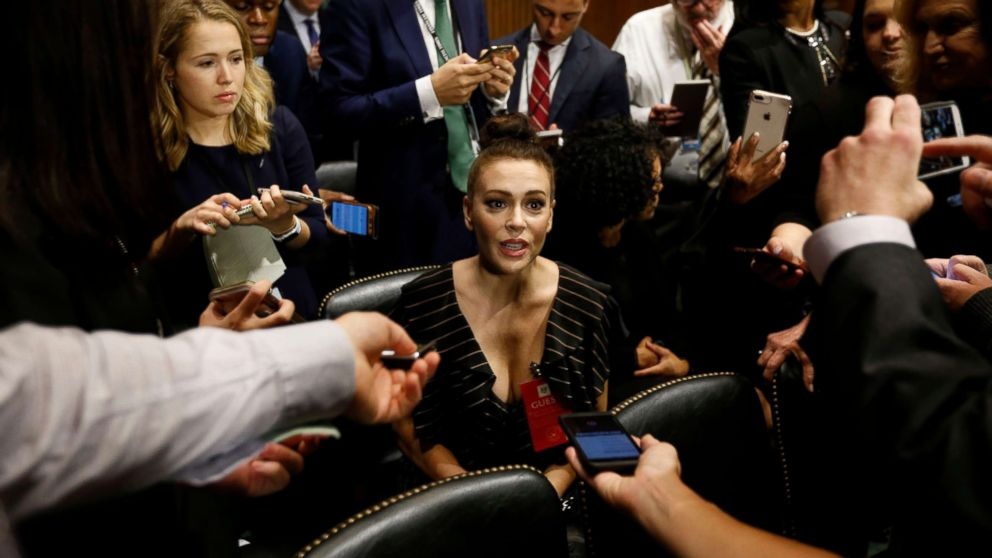 Alyssa milano actress opinion you
