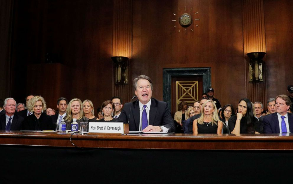 Kavanaugh Hearing 55 Rtr Jc Hpembed 992 Fbi Review Of Was