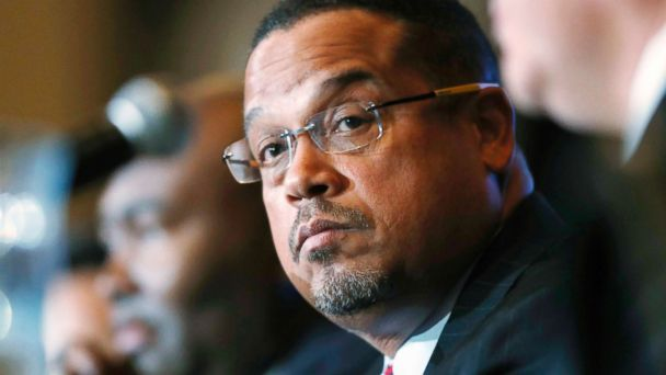 Rep. Keith Ellison running for Minnesota attorney general
