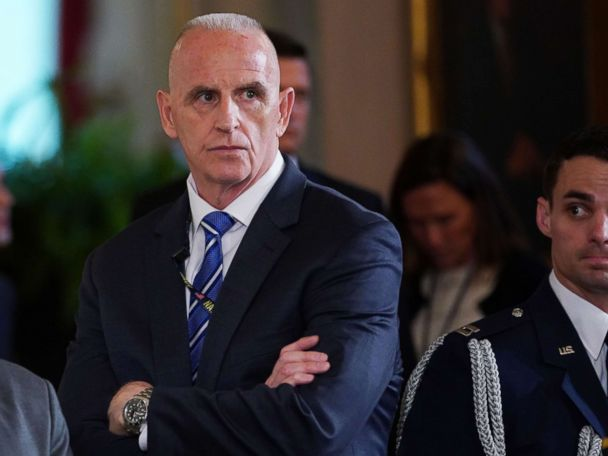 Trump's former bodyguard paid $75,000 by RNC for security consulting