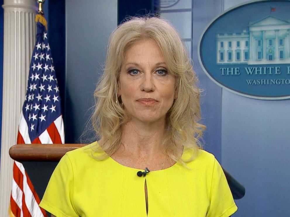 Conway questions Comey's credibility over Trump meeting claims