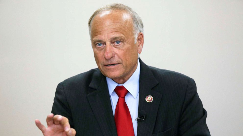 Dems aim to unseat Rep. King after 'rape and incest' comments thumbnail