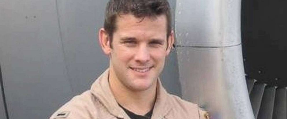 PHOTO: Rep. Adam Kinzinger, Ill-R. in a picture posted on his campaigns official Facebook page.