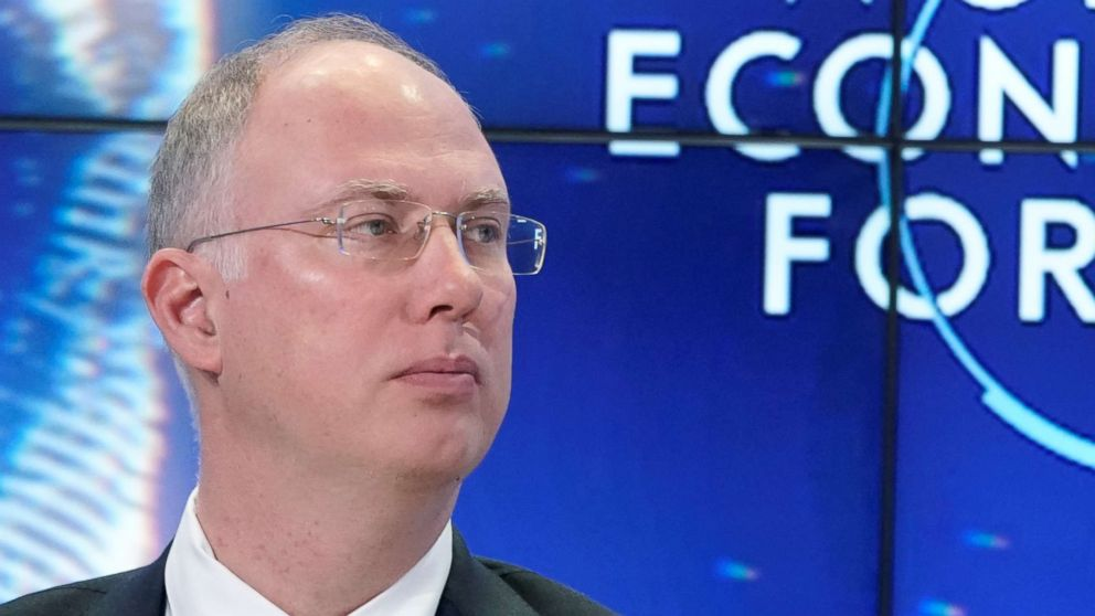 Kirill Dmitriev, Chief Executive Officer of Russian Direct Investment Fund, attends the World Economic Forum annual meeting in Davos, Switzerland, Jan. 24, 2018.