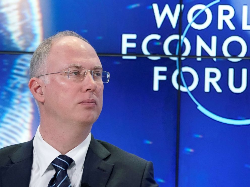 PHOTO: Kirill Dmitriev, Chief Executive Officer of Russian Direct Investment Fund, attends the World Economic Forum annual meeting in Davos, Switzerland, Jan. 24, 2018.