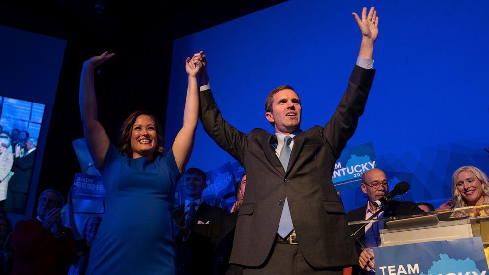 Gouverneur von Kentucky Rennen zu nahe zu nennen, als Demokraten flip Virginia Gesetzgeber