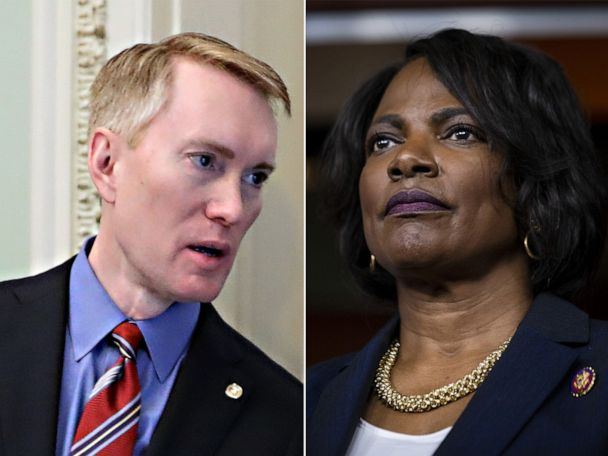 Sen. James Lankford won't say if it's OK for Trump to solicit foreign interference