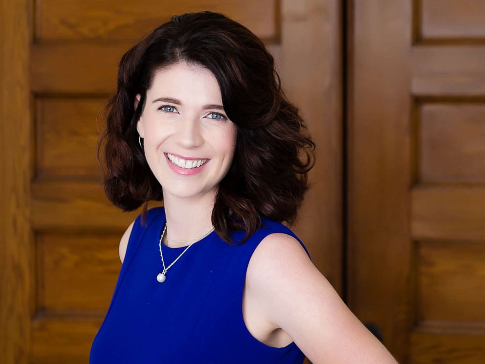 PHOTO: Leah Phifer is a former FBI intelligence analyst and Department of Homeland Security official. She is running for Congress in Minnesotas 8th congressional district as a Democrat.