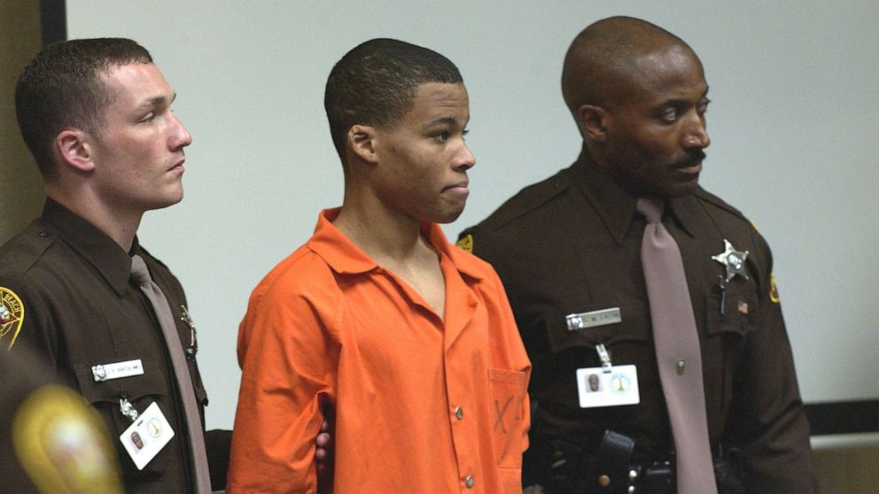 DC sniper Lee Boyd Malvo pulls Supreme Court appeal after new Virginia parole law