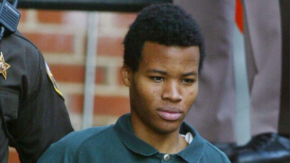 Ελεύθερος σκοπευτής της ουάσιγκτον ζητά από το Ανώτατο Δικαστήριο να ακυρώσει νεανική ποινές ισόβιας κάθειρξης για δολοφονίες
