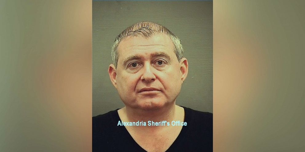 PHOTO: Lev Parnas was arrested Thursday, Oct. 10, 2019, on campaign fiance-related charges.