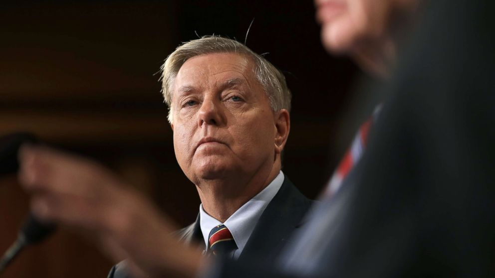 Four Americans killed, three injured in bomb blast claimed by ISIS in northern Syria Lindsey-graham-syria-gty-ps-181220_hpMain_16x9_992